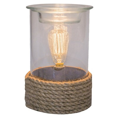Ador™ Decorative Candle Warmer - Rope Glass