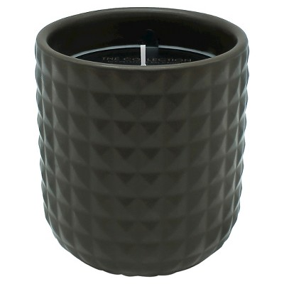 Hobnail Jar Candle - Brown - THE Collection by Chesapeake Bay