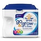 Similac Go & Grow Non-GMO Toddler Formula 1.38 lb (6 Pack)