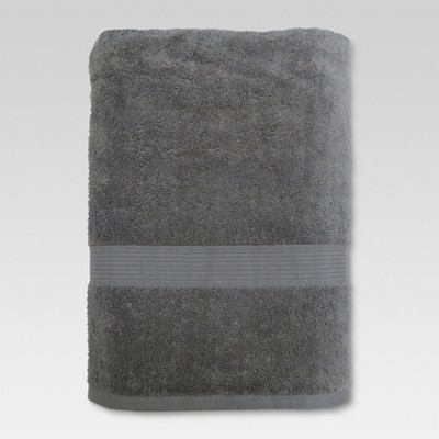Bath Sheet Radiant Gray - Threshold™
