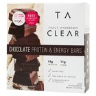 Tracy Anderson Clear Chocolate Protein & Energy Bars - 5 Count