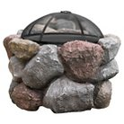 Christopher Knight Home Fire Pits - Stone