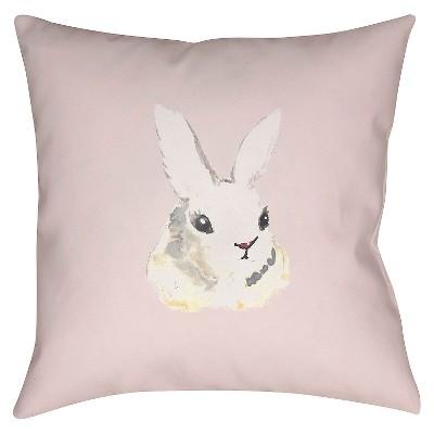 Decorative Pillow Surya Pink