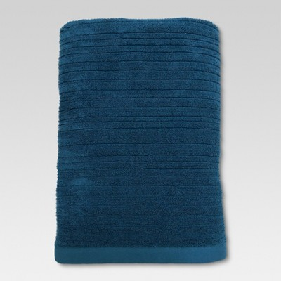 Bath Sheet Calhoun Blue - Threshold™