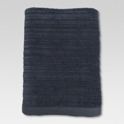 Bath Sheet Anchor Gray - Threshold™