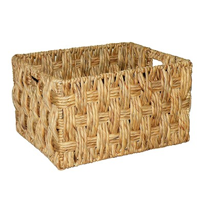 Woven Wicker Basket Small - Threshold™