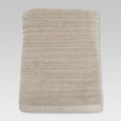 Bath Towel Natural Taupe - Threshold™