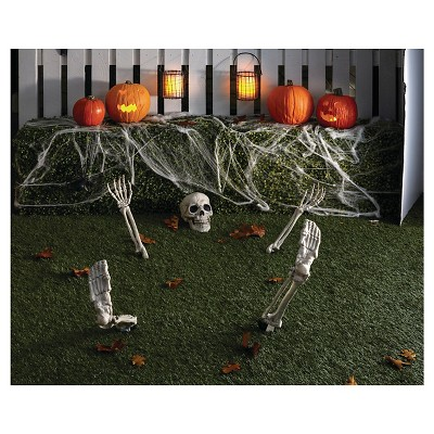 Halloween Skeleton Groundbreaker