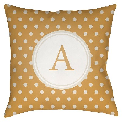 Decorative Pillow Surya Gold