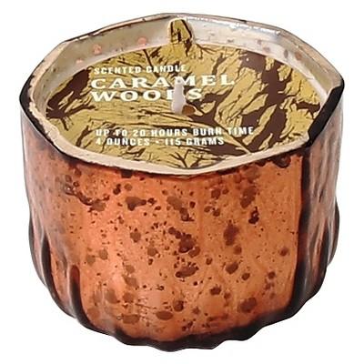 Harvest Candle in Copper Mercury - Caramel