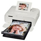 Canon SELPHY CP1200 Wireless  Dye Sublimation Photo Printer - White (0600C001)