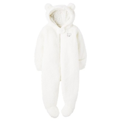 Baby Sherpa Bear Pram Cream 3M - Just One You™Made by Carter's®