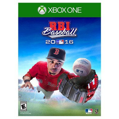 RBI Baseball 2016 (Xbox One)