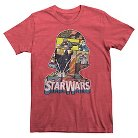 Star Wars® Men's Comic Fill T-Shirt Red S