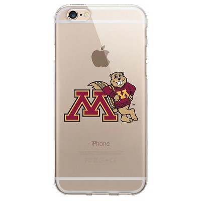 iPhone 6/6S Clear Case - University of Minnesota
