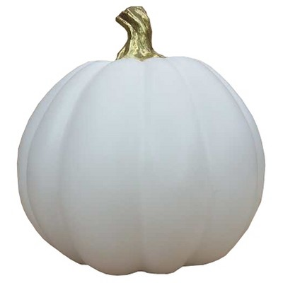 Decorative Pumpkin White Large - Threshold™