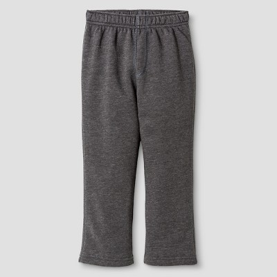 Toddler Boys' Sweatpants - Cat & Jack™ - Charcoal 2T