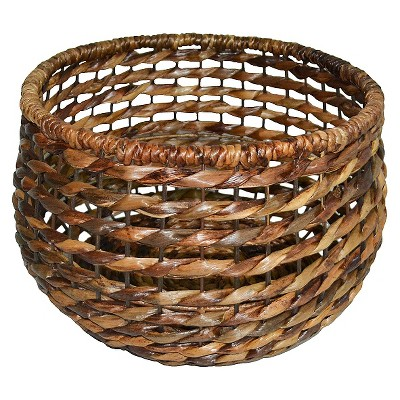 Wicker Basket Brown Large - Threshold™