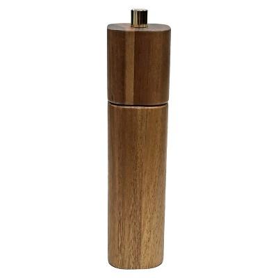 Wood Pepper Mill - Tall - Threshold™