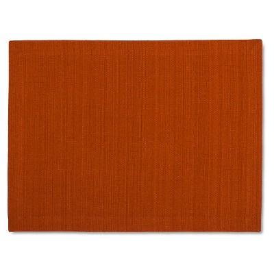 Solid Placemat Orange - Threshold™