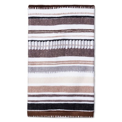 Kitchen Towel Tan Grey - Room Essentials™