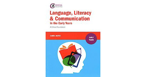 communication in early years Browse and read communication language and literacy in the early years foundation stage communication language and literacy in the early years foundation stage.
