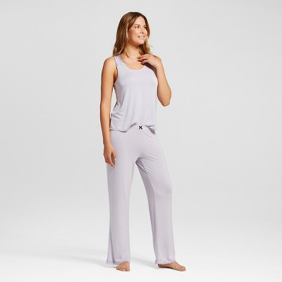 Women's Total Comfort Collection Pajama Set Cultured Violet XL - Gilligan & O'Malley™