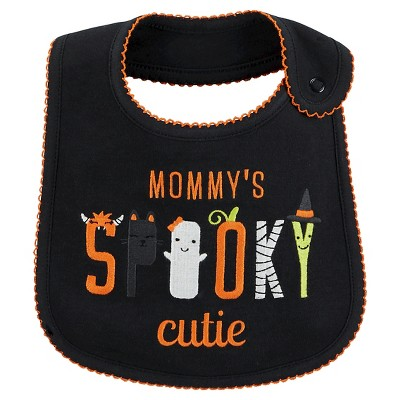 Just One You™Made by Carter's® Baby Mommy's Spooky Cutie Bib - OSZ