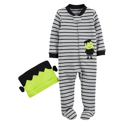 Just One You™Made by Carter's® Baby Boys' Monster Sleep N' Play and Hat Set - 3M