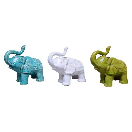 Mini Size Elephants Set Of 3 Target