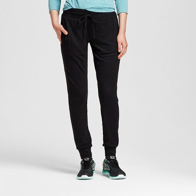 Women's Jogger Black XS - Mossimo Supply Co.™ (Juniors')