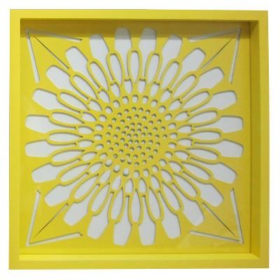 Yellow Tray