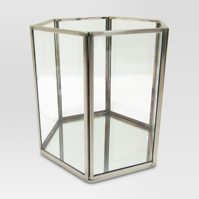 Medium Holder Terrarium Silver Threshold™