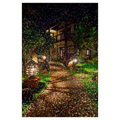 Viatek Night Star Landscape Lighting Premium Series - Red, Green and Blue Laser