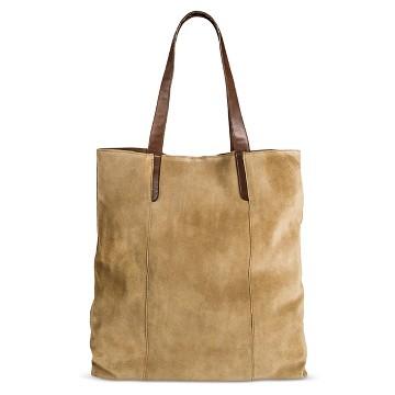 Women's Suede Tote Handbag - Merona™