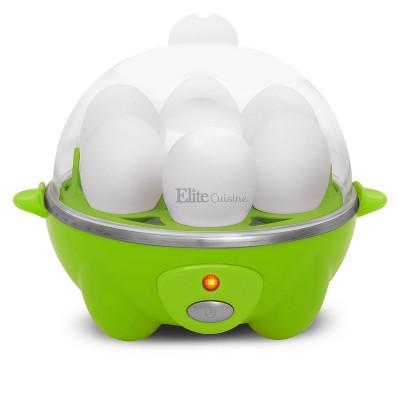 Elite Cuisine Electric Egg Cooker