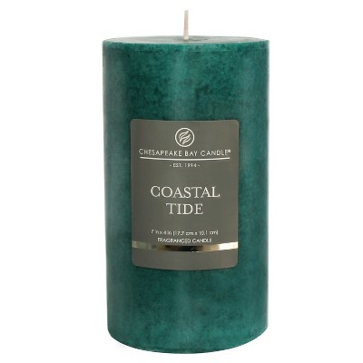 Chesapeake Bay Candle Coastal Tide Mottled (7x4)