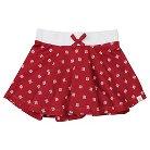 Burt's Bees Baby Toddler Girls' Bandana Skirt - Red