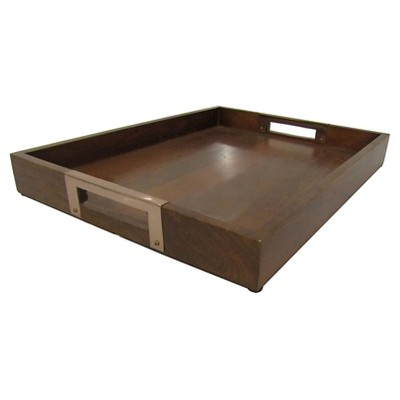 Wood Tray Large - Threshold™
