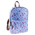 "Brooklyn Bound Backpack - Floral Print (17"")"