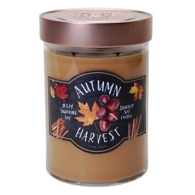 Signature Soy™ Candle Autumn Harvest - 21 oz