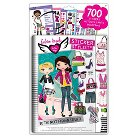 Scrapbooking and Stamping Kit - Multi-colored - Fashion Angels