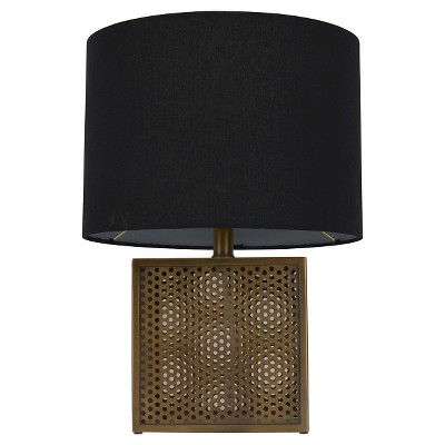 Perforated Brass Lamp - Nate Berkus™