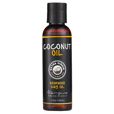 Renpure Coconut Oil Renewing Dry Oil - 3.75 Fl Oz