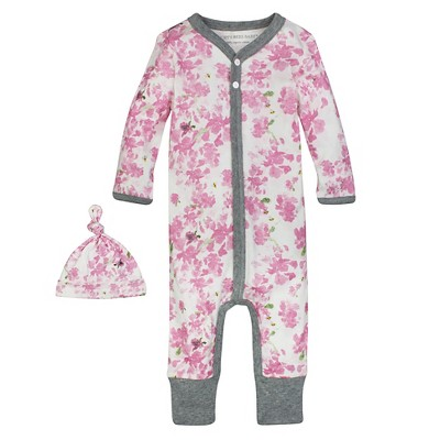 Coveralls Burt's Bees Baby Multicolor 0-3 M