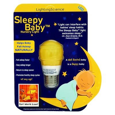 Sleepy Baby® LED Nursery Light - Sleep Aid