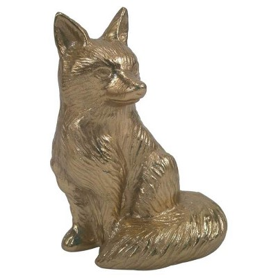 Cast Metal Fox Threshold™