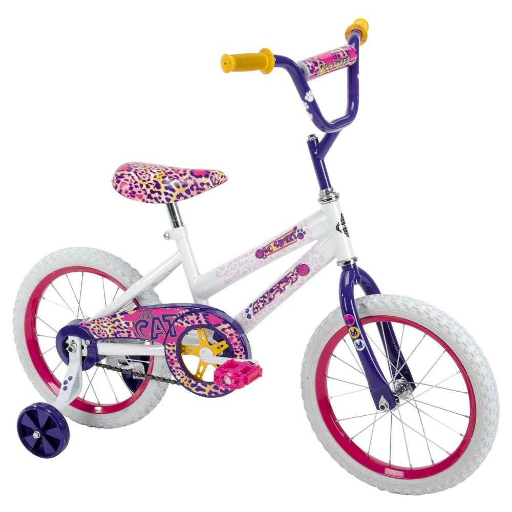 Huffy So Sweet Bike - 16, White
