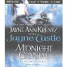 Midnight Crystal ( Dreamlight Trilogy) (Unabridged) (Compact Disc)