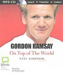 Gordon Ramsay (Unabridged) (Compact Disc)
